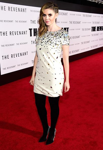 "The Revenant - 2015 Film「Premiere Of 20th Century Fox's ""The Revenant"" - Arrivals」:写真・画像(2)[壁紙.com]"