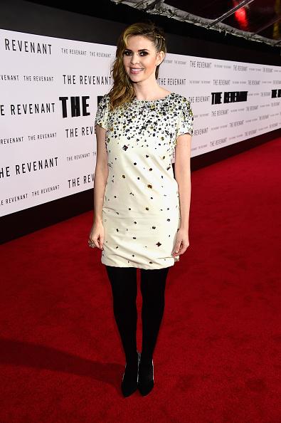 "The Revenant - 2015 Film「Premiere Of 20th Century Fox's ""The Revenant"" - Arrivals」:写真・画像(17)[壁紙.com]"