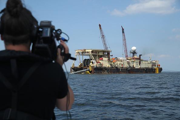 金融と経済「Nord Stream 2 Gas Pipeline Construction Continues」:写真・画像(9)[壁紙.com]