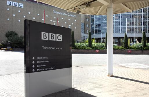 Studio - Workplace「BBC Television Centre」:スマホ壁紙(9)