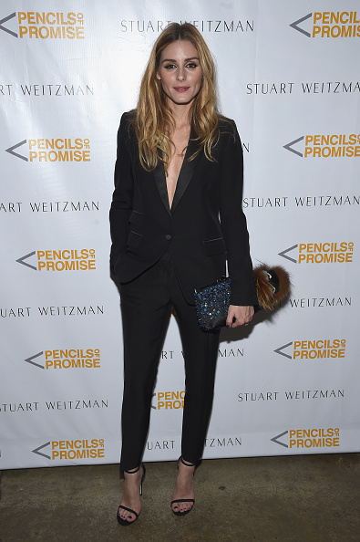 Blazer - Jacket「Stuart Weitzman Launches Partnership With Pencils Of Promise - Arrivals」:写真・画像(15)[壁紙.com]