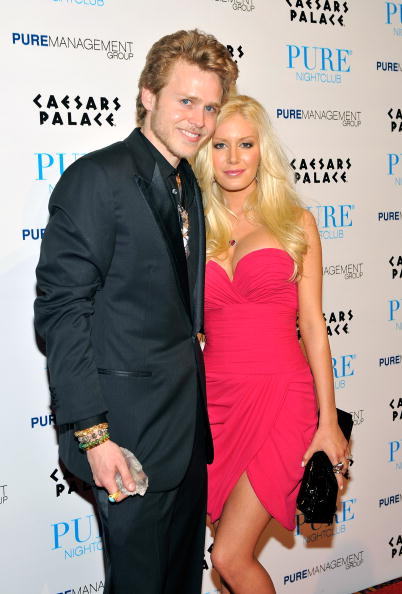 Spencer Pratt「Heidi Montag And Spencer Pratt Hosts Pure Nightclub」:写真・画像(13)[壁紙.com]