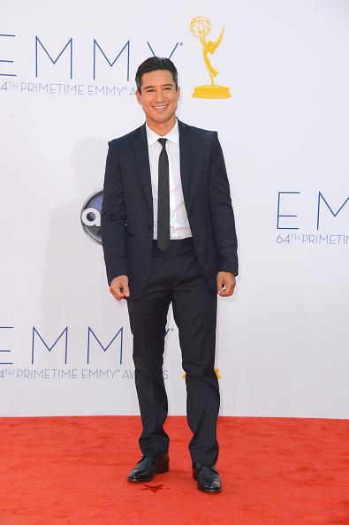 Mario Lopez「64th Annual Primetime Emmy Awards - Arrivals」:写真・画像(3)[壁紙.com]