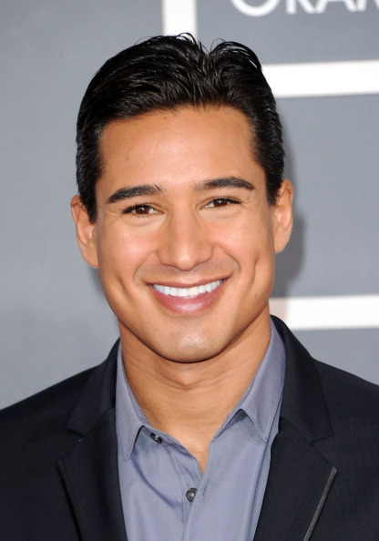 Mario Lopez「The 54th Annual GRAMMY Awards - Arrivals」:写真・画像(13)[壁紙.com]