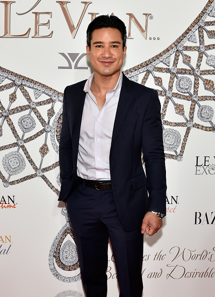 Mario Lopez「Le Vian 2016 Red Carpet Revue」:写真・画像(15)[壁紙.com]