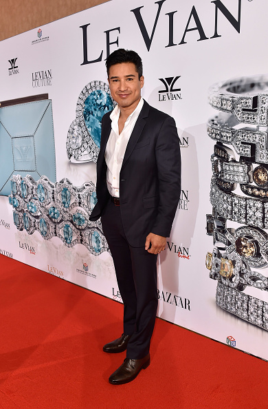 Mario Lopez「Le Vian 2017 Red Carpet Revue」:写真・画像(7)[壁紙.com]