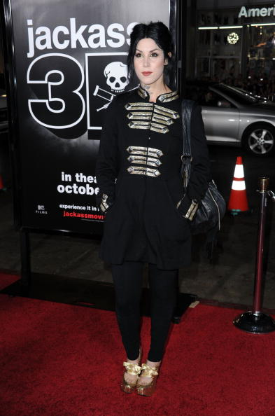 "Overcoat「Premiere Of Paramount Pictures And MTV Films' ""Jackass 3D"" - Arrivals」:写真・画像(4)[壁紙.com]"