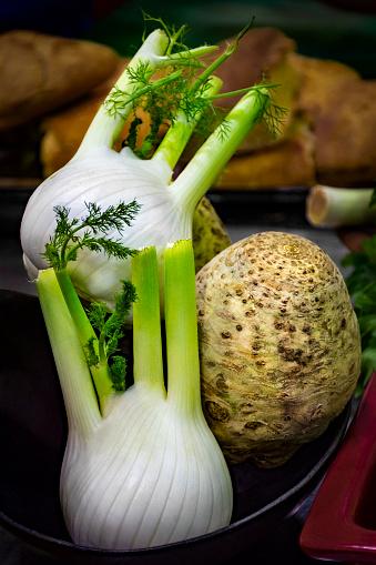 Fennel「Fennel and celeriac」:スマホ壁紙(13)