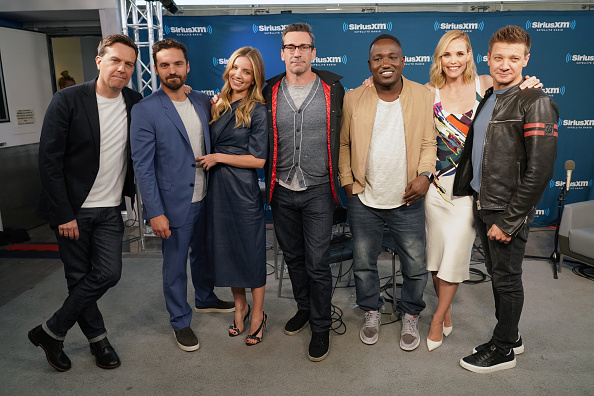 Hannibal Buress「SiriusXM's Town Hall With The Cast Of 'Tag' Hosted By SiriusXM Host Michelle Collins」:写真・画像(9)[壁紙.com]
