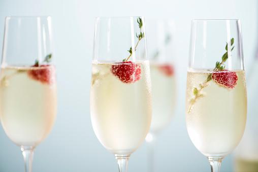 Thyme「Champagne Cocktails」:スマホ壁紙(2)