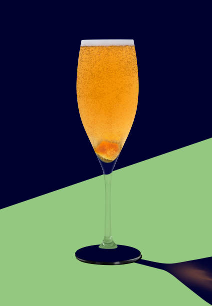 Champagne Cocktail:スマホ壁紙(壁紙.com)