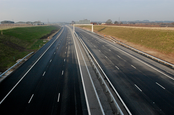 Empty「M6 Toll Road Opening」:写真・画像(5)[壁紙.com]