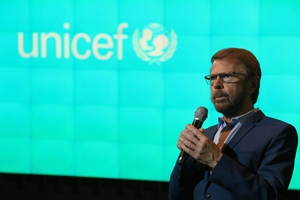 Bjorn Ulvaeus「UNICEF Launches The #IMAGINE Project To Celebrate The 25th Anniversary Of the Rights Of A Child」:写真・画像(5)[壁紙.com]