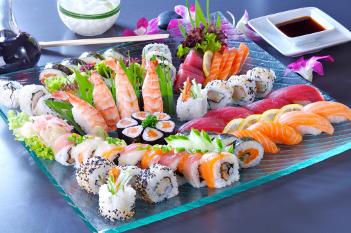 Soy Sauce「Big sushi set」:スマホ壁紙(12)