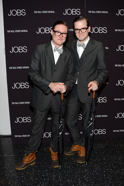 "Larry Busacca「""Jobs"" New York Premiere - Inside Arrivals」:写真・画像(0)[壁紙.com]"