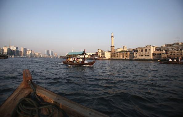 Dubai Creek「General Views of United Arab Emirates」:写真・画像(8)[壁紙.com]