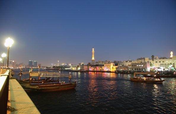 Dubai Creek「General Views of United Arab Emirates」:写真・画像(14)[壁紙.com]