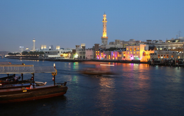 Dubai Creek「General Views of United Arab Emirates」:写真・画像(13)[壁紙.com]
