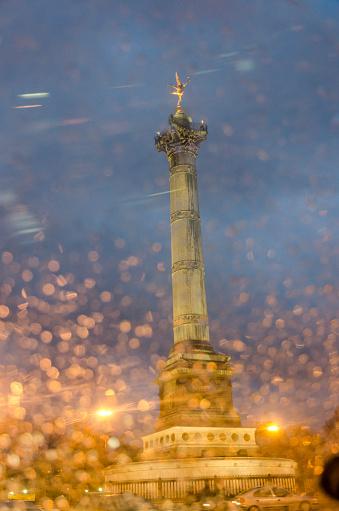 Architectural Feature「Column of Place de la Bastille」:スマホ壁紙(1)
