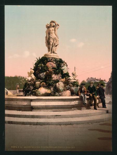 Ornamental Garden「Montpellier Fountain」:写真・画像(13)[壁紙.com]