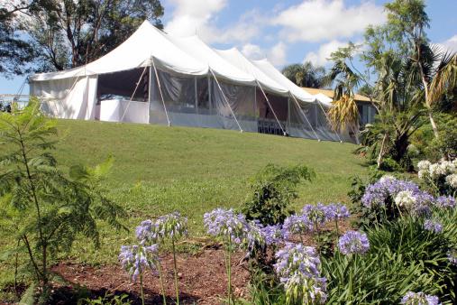 Entertainment Tent「Garden Marquee horiz」:スマホ壁紙(4)