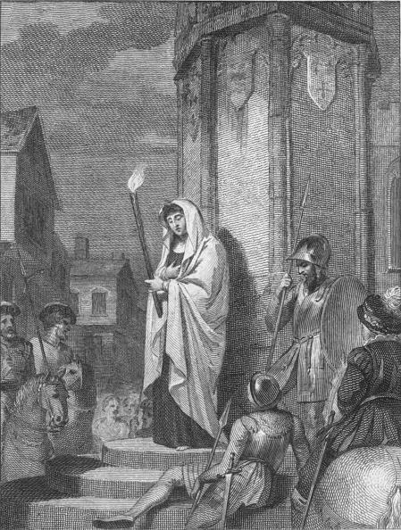 Medieval「Eleanor Doing Penance For Witchcraft」:写真・画像(18)[壁紙.com]