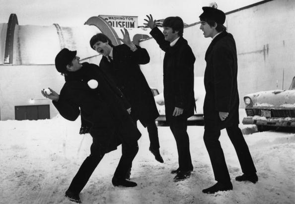 Washington DC「Snowball Beatles」:写真・画像(6)[壁紙.com]