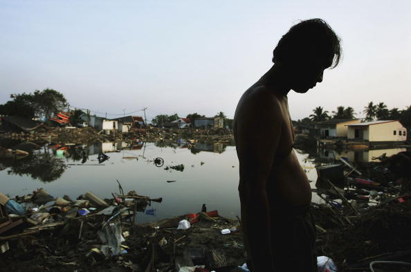 Tsunami「Clean Up Continues In The Aftermath Of Tsunami In Thailand」:写真・画像(14)[壁紙.com]