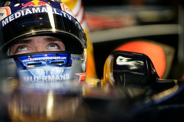 Japanese Formula One Grand Prix「Robert Doornbos, Grand Prix Of Japan」:写真・画像(7)[壁紙.com]