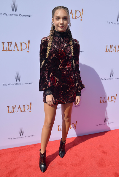カメラ目線「Premiere Of The Weinstein Company's 'Leap!' - Arrivals」:写真・画像(13)[壁紙.com]
