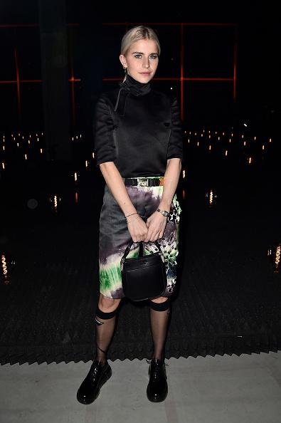 Prada「Prada -Arrivals and Front Row: Milan Fashion Week Fall/Winter 2019/20」:写真・画像(9)[壁紙.com]