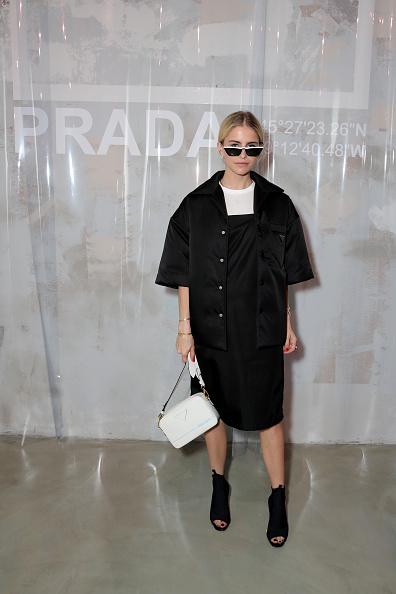 Fully Unbuttoned「Prada - Arrivals & Front Row - Milan Men's Fashion Week Spring/Summer 2019」:写真・画像(18)[壁紙.com]