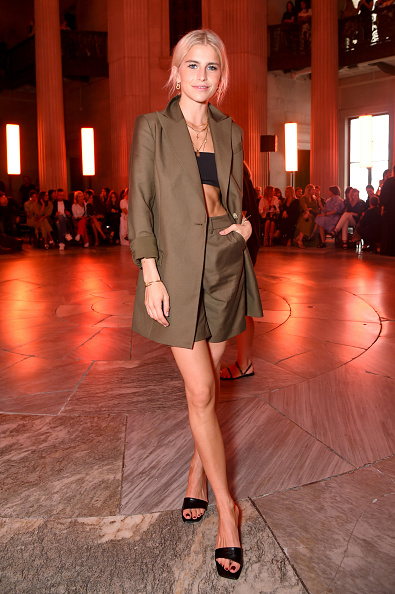 Slipper「Staud - Front Row - September 2019 - New York Fashion Week: The Shows」:写真・画像(16)[壁紙.com]