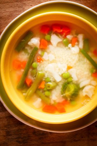 Bush Bean「Vegetable soup」:スマホ壁紙(4)