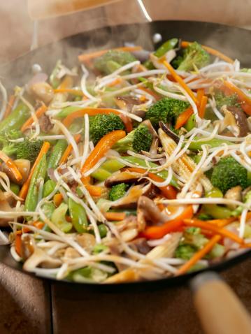 Bean Sprout「Vegetable Stir Fry」:スマホ壁紙(3)