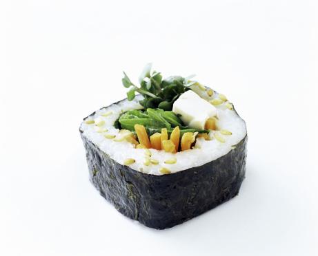 Algae「Vegetable sushi roll」:スマホ壁紙(16)