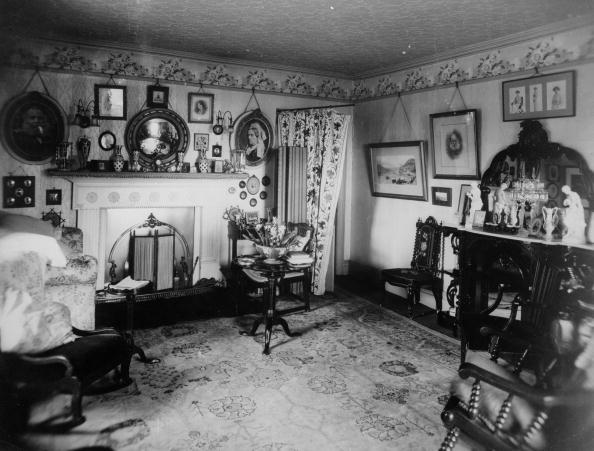 Wallpaper - Decor「Drawing Room」:写真・画像(12)[壁紙.com]