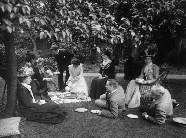 Edwardian Style「Afternoon Tea」:写真・画像(13)[壁紙.com]