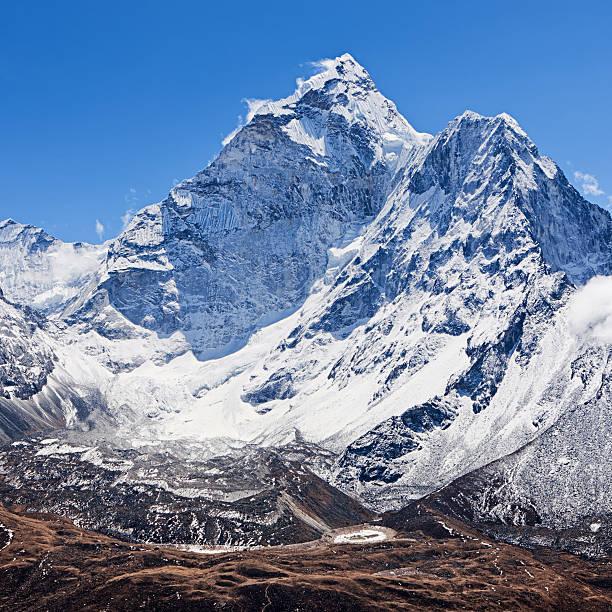 Ama Dablam - Himalaya Range:スマホ壁紙(壁紙.com)