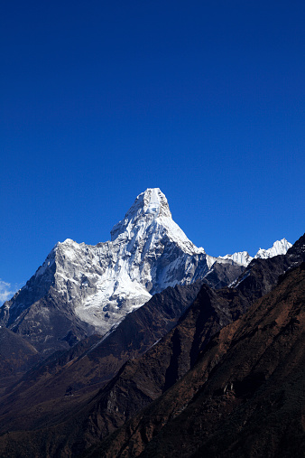 Ama Dablam「Ama Dablam mountain」:スマホ壁紙(12)