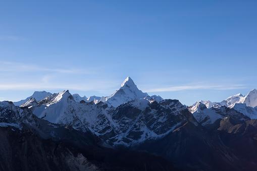 Khumbu Glacier「Ama Dablam, Nepal」:スマホ壁紙(14)