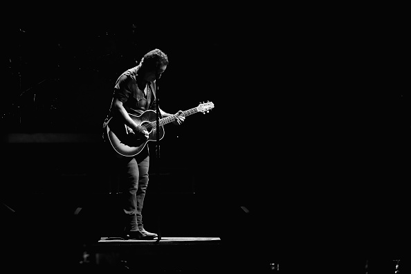Monochrome「Bruce Springsteen And The E Street Band Summer '17 Tour - Sydney」:写真・画像(12)[壁紙.com]