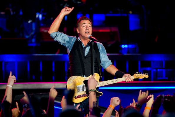 Philadelphia - Pennsylvania「Bruce Springsteen And The E Street Band In Concert  - Philadelphia, PA」:写真・画像(13)[壁紙.com]
