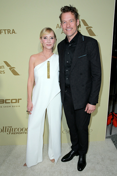Layered「The Hollywood Reporter And SAG-AFTRA Inaugural Emmy Nominees Night Presented By American Airlines, Breguet, And Dacor - Red Carpet」:写真・画像(14)[壁紙.com]
