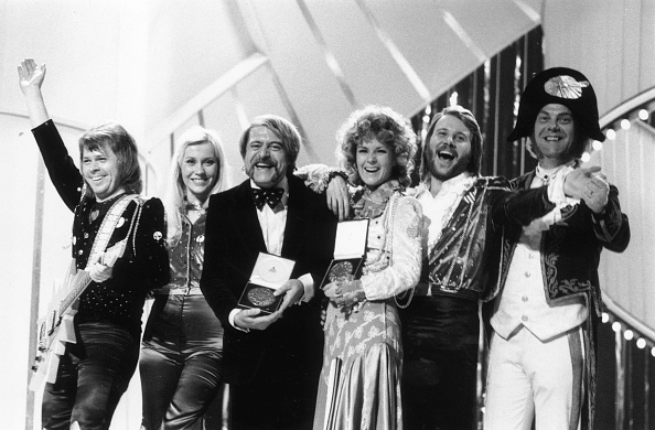 Eurovision Song Contest「Abba And Team」:写真・画像(7)[壁紙.com]