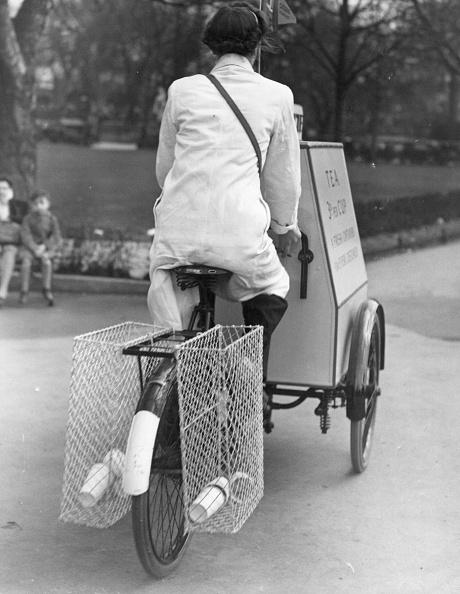 Fred Morley「Tea Cycle」:写真・画像(11)[壁紙.com]