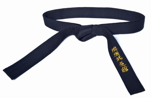 Martial Arts「Black belt」:スマホ壁紙(6)