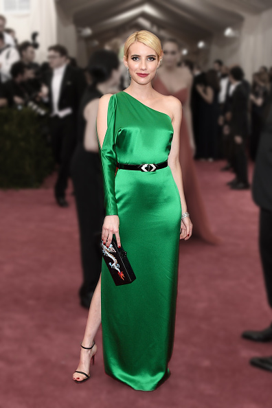"Green Color「""China: Through The Looking Glass"" Costume Institute Benefit Gala - Fashion Focus」:写真・画像(12)[壁紙.com]"