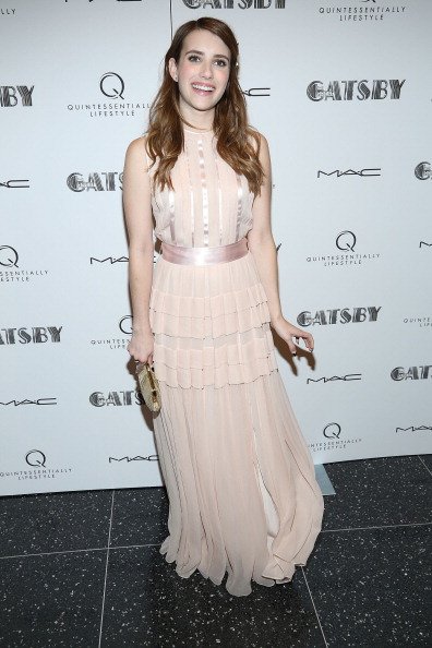 """Hair Part「Pre-Met Ball Special Screening Of """"The Great Gatsby"""" - Arrivals」:写真・画像(11)[壁紙.com]"""