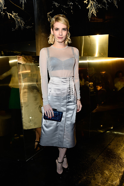 Bra「H&M : Front Row  - Paris Fashion Week Womenswear Fall/Winter 2016/2017」:写真・画像(11)[壁紙.com]